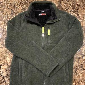 Kids 32 degrees Heat Fleece Full zip Jacket Sz 12